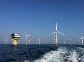 Parc éolien offshore - 840MW