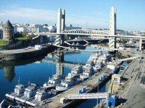 Infrastructure navale - Brest