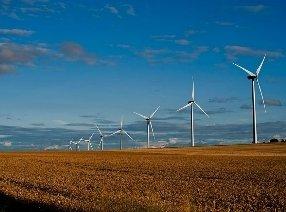 Parcs éoliens onshore - France