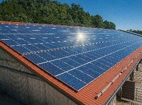 Centrale photovoltaïque - Rennes
